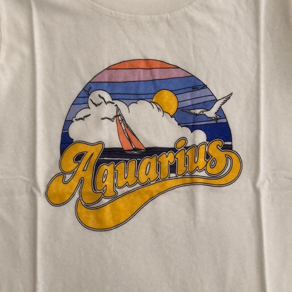 5cd4814c54ff4c J.Crew Horoscope T-shirt in